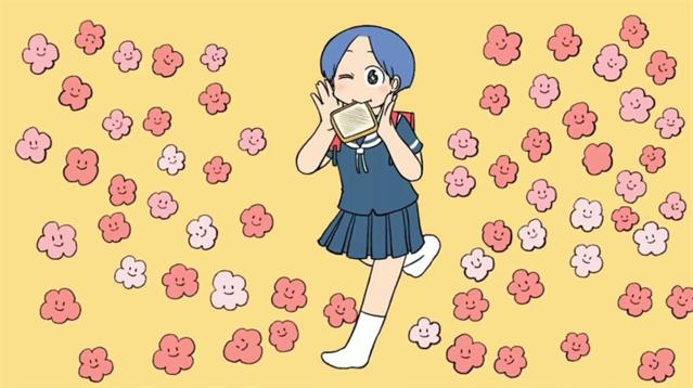 新井圭一新作动画短片「新学期の雨宮さん」公开