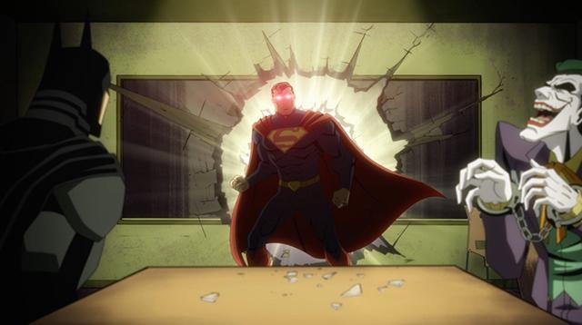 DC动画电影「不义联盟」发布首支预告片