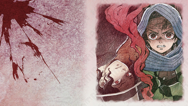 「鬼灭之刃」第一季重播新绘公开
